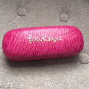 b4e1c6ff1f Women s Lilly Pulitzer Glasses Case on Poshmark